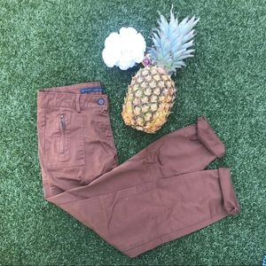 Zara brown trousers